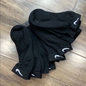 NIKE EVERYDAY COTTON CUSHIONED LOW socks men's